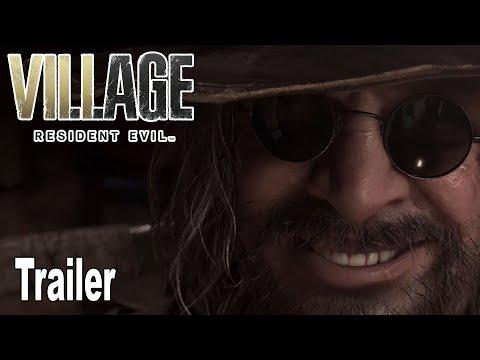 Resident Evil 8 Village - New Trailer 2021 [HD 1080P]