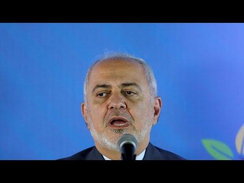 euronews (in Italiano): G7: Il ministro degli esteri iraniano è arrivato a sorpresa a Biarritz