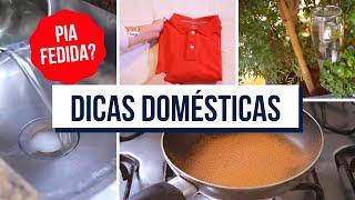 25 Dicas Domésticas Para Cuidar Da Sua Casa