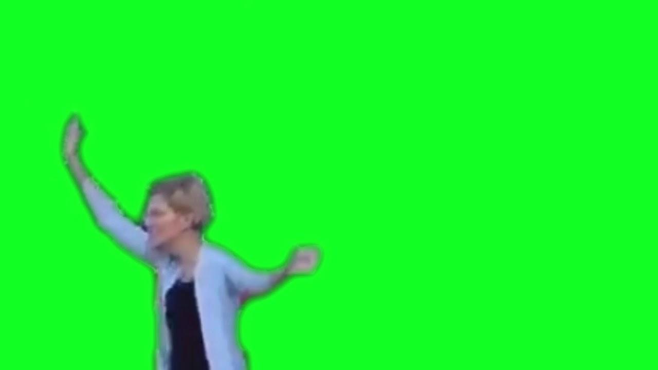 Carpe Donktum Green Screen Warren