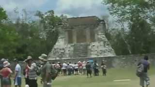 Мексика Чичен-Ица(Чичен-Ица — священный город, ранее называемый столицей Империи Майя. Чиче́н-Ица́ — политический и культур..., 2013-06-26T11:23:45.000Z)