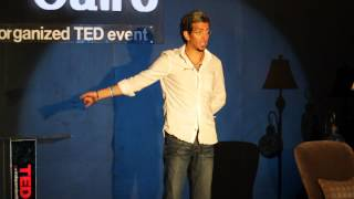 "The Uncertainty of ""?"": Ahmad El Esseily at TEDxCairoSalon 2012"
