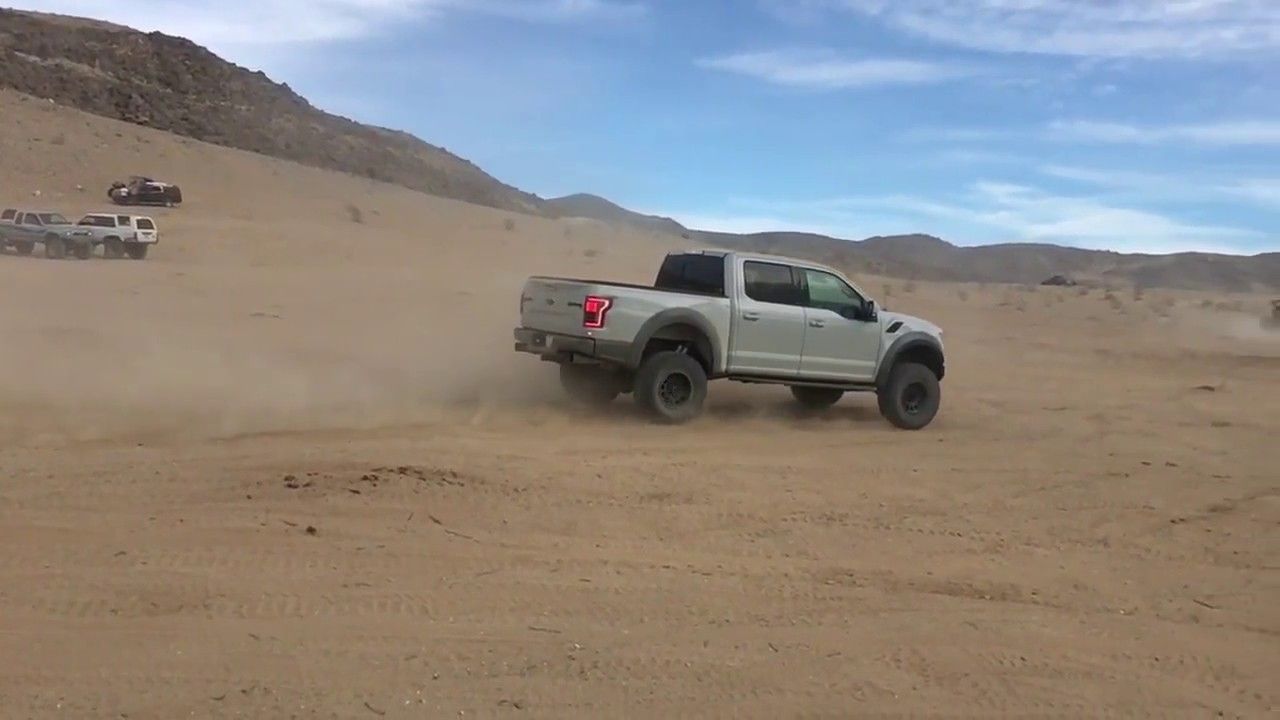 2017 Ford F 150 Raptor Jump At Koh