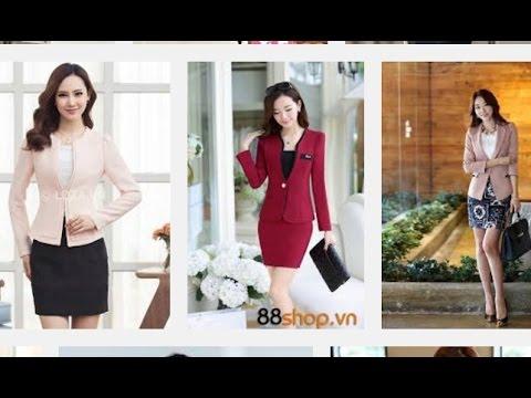 Top 100 Mẫu áo Vest Nữ đẹp Thời Trang Cho Nàng Công Sở