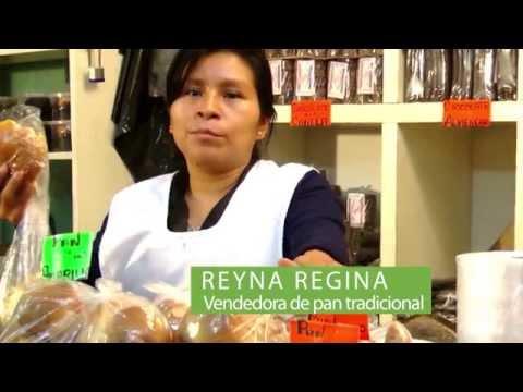 Soy Oaxaca Soy CORTV  - Vendedora de Pan de Yema