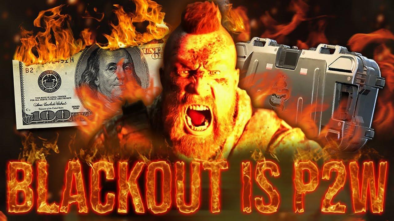 Blackout ist jetzt P2W! (& Wie man es repariert) + video