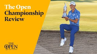Championship Review   The 149th Open