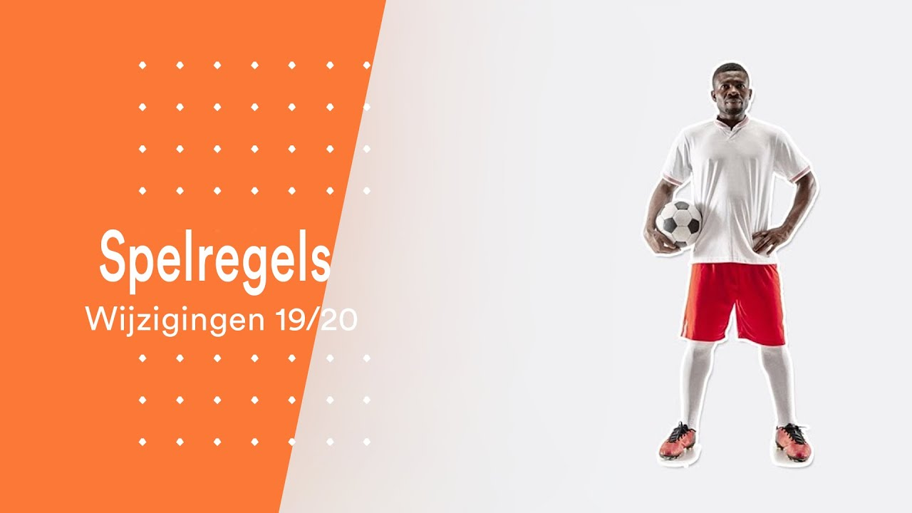 Afbeeldingsresultaat voor spelregels voetbal