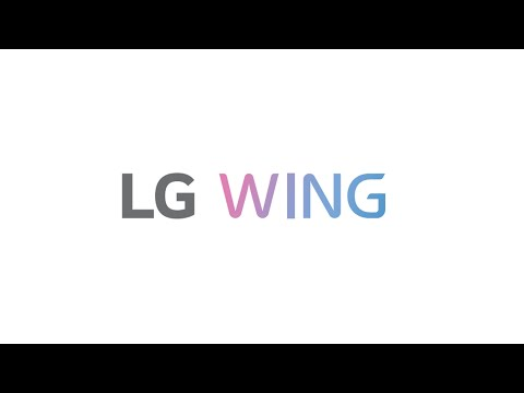 LG Wing Live Launch Event
