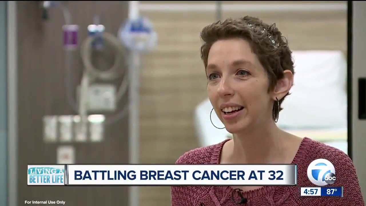 A Young Patient Shares Her Breast Cancer Journey video thumbnail