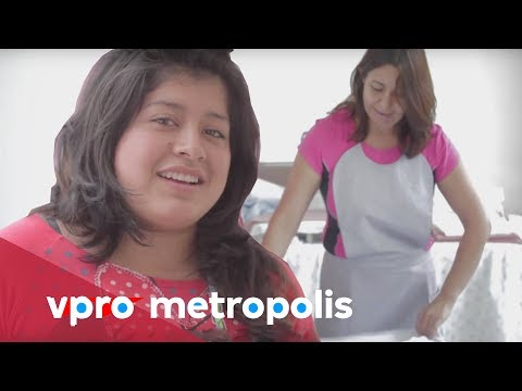 Becoming a maid to pay for your study in Mexico - vpro Metropolis