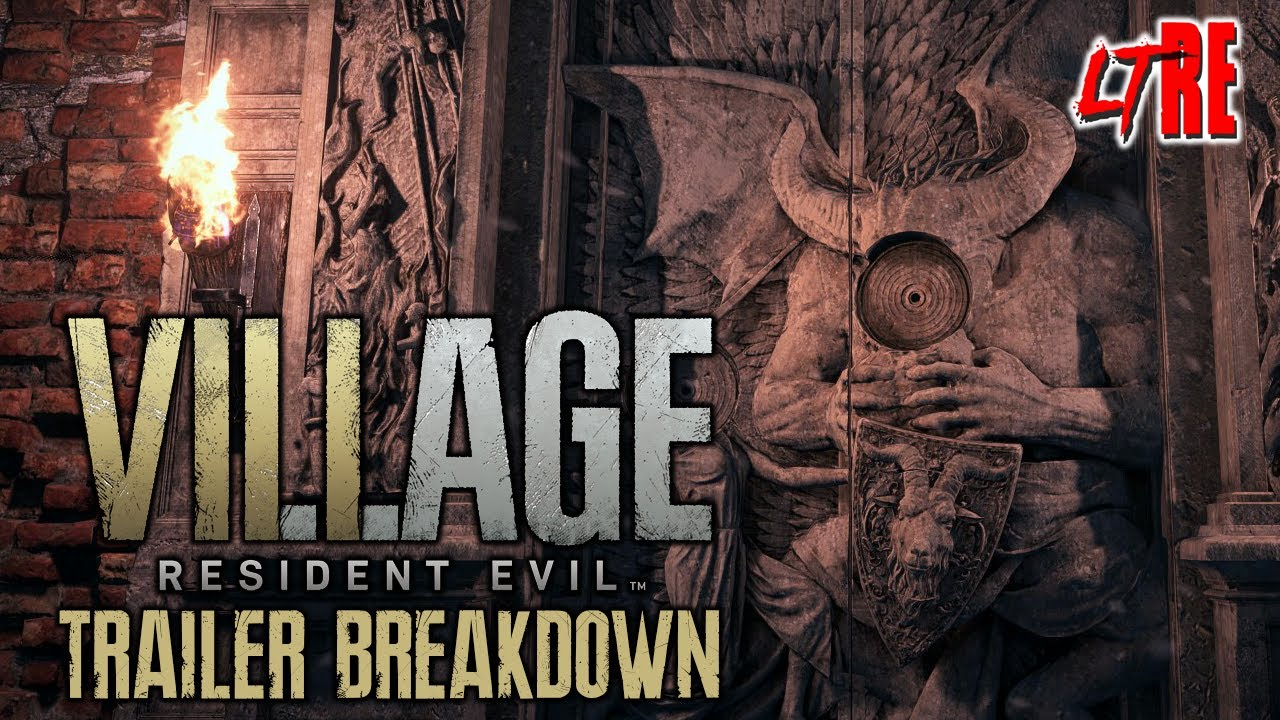 Trailer Breakdown Resident Evil 8 Village Youtube