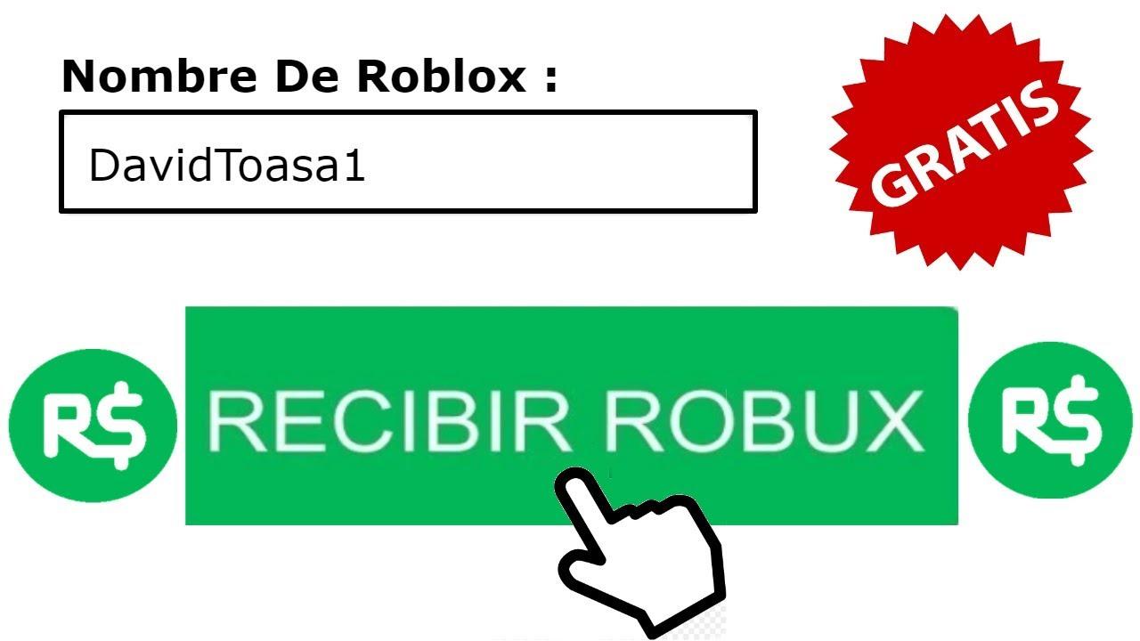 Videos Como Conseguir Robux Faliz Y Gratis 2019 Pagina De Robux Gratis Como Tener Robux Gratis En Roblox 2019 Youtube