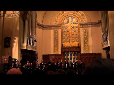 Russian Chamber Chorus of New York - Zakhar Blyakher - Jerusalem Dreams