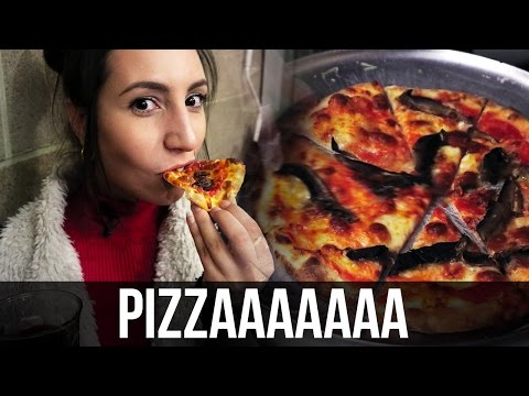 Food Review |  Eating Pizza at Sub Station, Alexandria - Sydney Restaurants