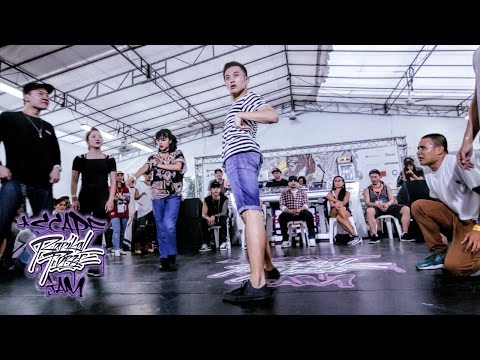 Well Lai, Wizzard & Chihiro vs Tha Project | 3v3 All Style Top16 | Radikal Forze Jam 2017