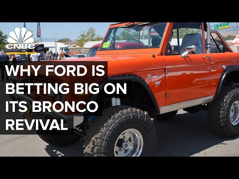 Why Ford Is