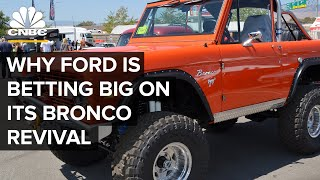 Why Ford Is Betting Big On Its Bronco Revival YouTube Videos