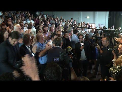 La Rochelle: les frondeurs pour une primaire large