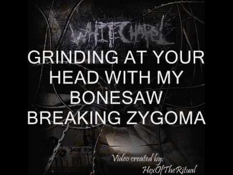 Whitechapel - Vicer Exciser with lyrics