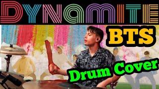 Download lagu Dynamite - BTS Drum Cover