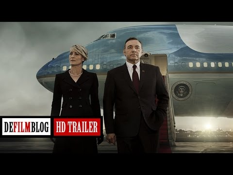 """""""House of Cards"""" (2015) season 3 Official HD Trailer [1080p]"""