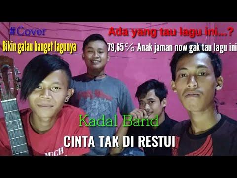 Kadal Band - Cinta Tak Di Restui Cover Dhyo Steven