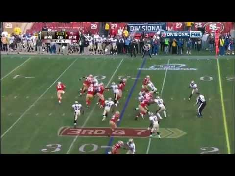 Alex Smith Amazing 28 yard TD Run