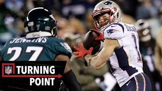 How the Patriots Highest Rated Passer Got the Win in Week 11 | NFL Turning Point