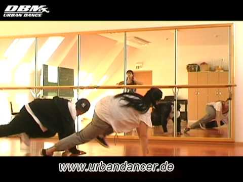 Urban Dance Studio Mobile Frankfurt