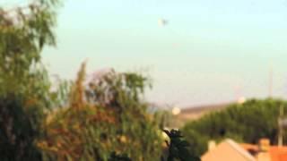 Вертолёты тушат пожар Seferihisar Сеферихисар Турция
