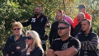 Refugees not welcome: Dresdner Protest gegen Flüchtlingsheim