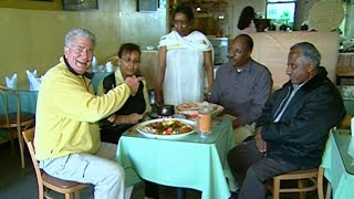 Visiting with Huell Howser: Ethiopian Food