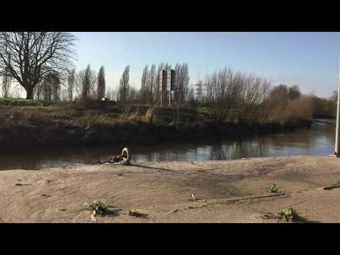 Gloucester Docks And River Severn Walk🇬🇧