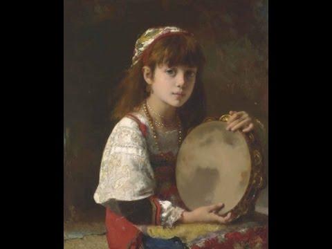 Alexei Harlamoff - Russian artist ✽ Terem Quartet / Willow