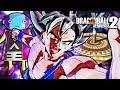 Dragon Ball Xenoverse 2 PC: Ultra Instinct Goku Vs Zen-Oh Gameplay (What-If Mod Battle)