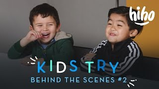 Behind the Scenes #2: Sneak Peek | HiHo Kids