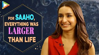 "Shraddha Kapoor: ""I would LOVE to work with PRABHAS Again"" 
