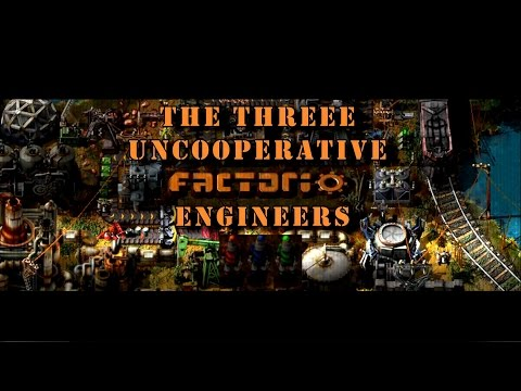 Factorio: The Three Uncooperative Engineers S2 EP 7 - Iron AND copper!