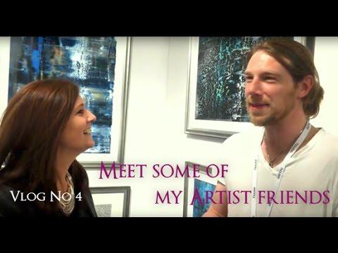no i meet some friends
