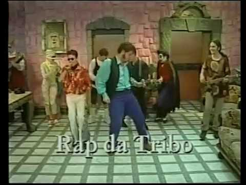 Rap da Tribo - Sorria (Turma do Arrepio)
