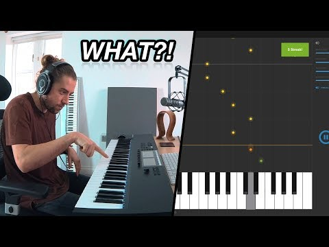 Learning to Play the Keyboard with Melodics