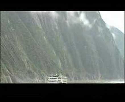 Yangtze River: Small three gorges C