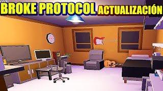 COMPRAR Y DECORAR TU CASA - BROKE PROTOCOL Actualización (juego gratuito)