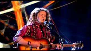 X Factor UK 2013 Live - Week 8 - Luke Friend - SONG 1