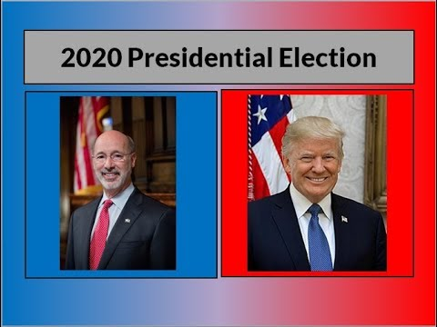 Wolf v Trump 2020 Presidential Election Prediction