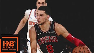 Chicago Bulls vs New York Knicks Full Game Highlights | 11.05.2018, NBA Season
