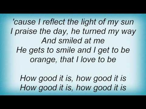 Erykah Badu - Orange Moon Lyrics