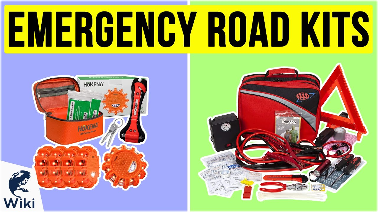 10 Best Emergency Road Kits 2020