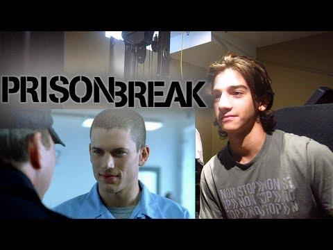 """Prison Break - Season 1 Episode 1 """"Pilot"""" REACTION 1x01"""